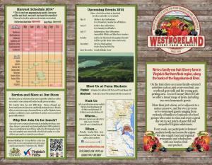 agave-blue-marketing-best-brochure-westmoreland-berry-farm-outside