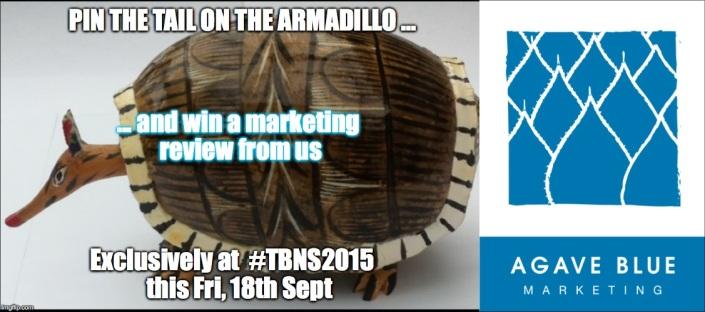 gavebluemarketing-TBNS2015-pinthetailonthearmadillo