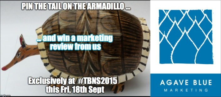 gavebluemarketing-TBNS2015-pinthetailonthearmadillo