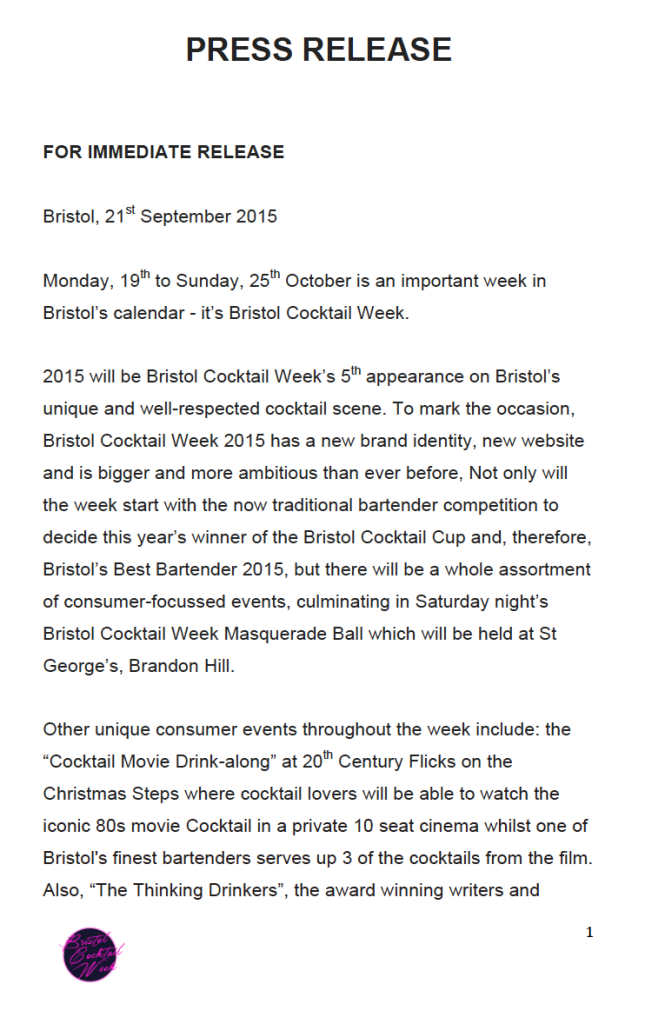 bristol-cocktail-week-press-release-2015-agavebluemarketing